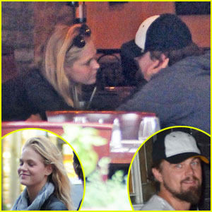Leonardo DiCaprio &#038; Erin Heatherton: Candela Couple