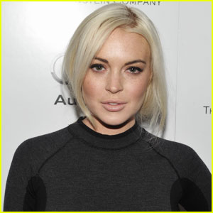 Lindsay Lohan Hospitalized After Car Accident
