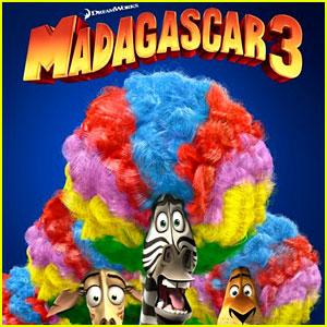 'Madagascar 3' Defeats 'Prometheus' at Weekend Box Office