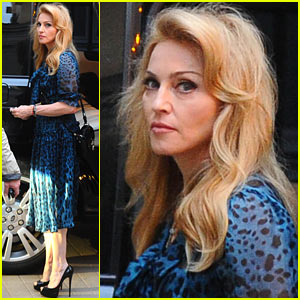 Madonna: Feelin' Blue in Rome