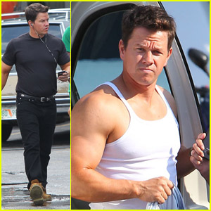 Mark Wahlberg: 'Pain and Gain' Tacos!