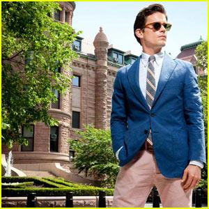 Matt Bomer: 'Park & Bond's' Most Stylish NYC Dad!