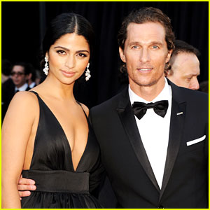 Matthew McConaughey & Camila Alves: Just Married!