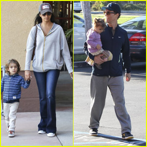 Matthew McConaughey: Family Dinner!