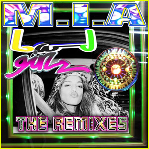 M.I.A. & Azealia Banks: 'Bad Girls - The Remixes'!
