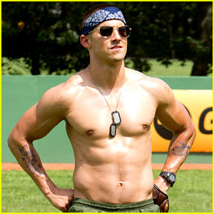 Milo Ventimiglia: Shirtless for 'That's My Boy'!