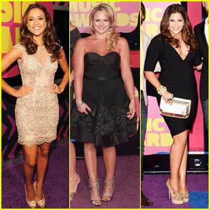 Miranda Lambert & Jana Kramer - CMT Music Awards 2012