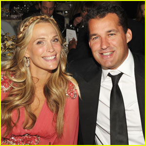 Molly Sims and scott stuber