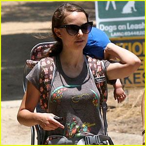 Natalie Portman & Aleph: Birthdays Soon!