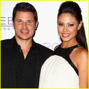 Nick Lachey & Vanessa Minnillo Expecting a Baby Boy!