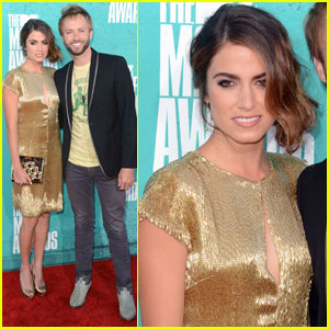 Nikki Reed & Paul McDonald - MTV Movie Awards 2012