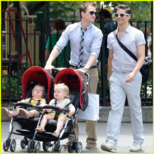 Neil Patrick Harris: Playground with the Family!