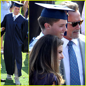 Patrick Schwarzenegger: High School Graduation!