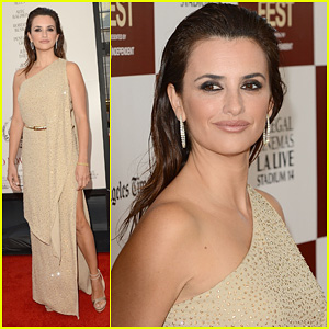 Penelope Cruz: 'To Rome with Love' L.A. Premiere!