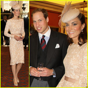 Prince William & Kate: Diamond Jubilee Thanksgiving Service!