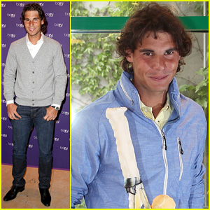 Rafael Nadal: Birthday Celebration in Paris!