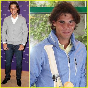 Rafael Nadal: Birthday Celebration in Paris!