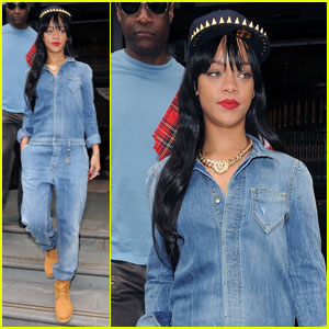 Rihanna Thanks Navy for New Record Milestone