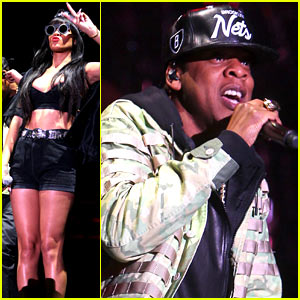 Rihanna & Jay-Z: Hackney Weekend Performers!