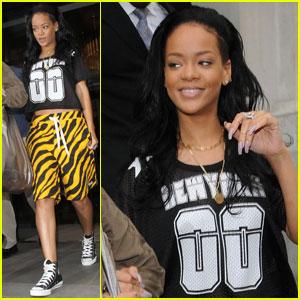 Rihanna Appearing on Oprah Winfrey's 'Next Chapter'