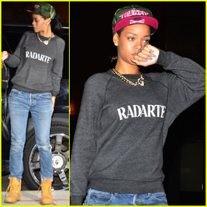 Rihanna: 'Positive People Inspire You to Be Positive'