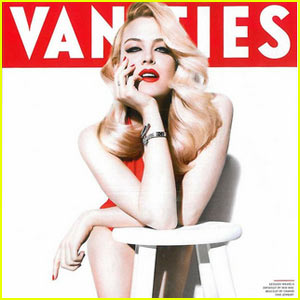 Riley Keough: 'Vanity Fair' Vanities Girl!