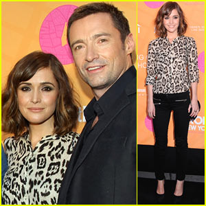 Rose Byrne &#038; Hugh Jackman: Tropfest Twosome!