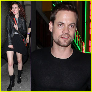 Rumer Willis: Sayers Club with Shane West!
