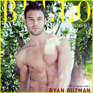 Ryan Guzman: Shirtless for Bello Magazine!