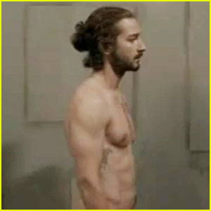 Shia LaBeouf Naked in Sigur Ros Video - Watch Now!