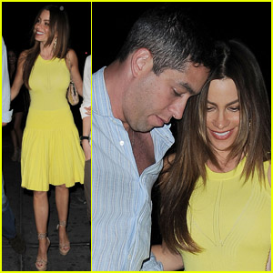 Sofia Vergara: Date Night with Nick Loeb!