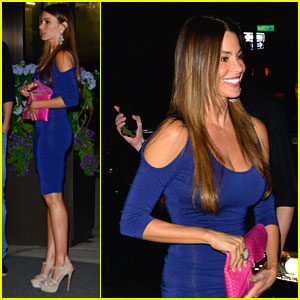 Sofia Vergara: 'Happy Father's Day'