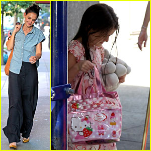 Suri Cruise: Hello Kitty Cutie!
