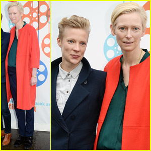 Tilda Swinton - Edinburgh International Film Festival 2012
