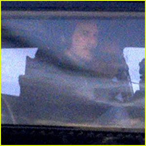 Tom Cruise: Post Divorce Announcement Helicopter Ride