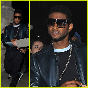 Usher: 'Pumped' For Summertime Ball 2012