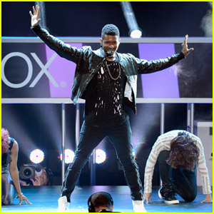 Usher 'Brings Dance Moves to the Whole World'