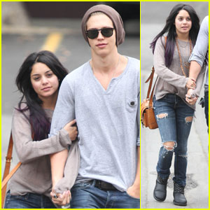 Vanessa Hudgens Likes Roles with a 'Harsh & Hard Element'