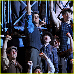 Watch Broadway's 'Newsies' Perform at Tony Awards 2012!