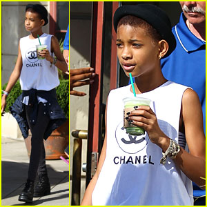 Willow Smith: Not Allowed to Date Until She's 40! (Acco