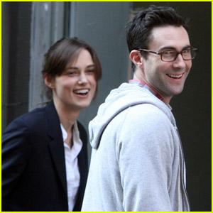 Adam Levine: Geek Chic on 'Song' Set