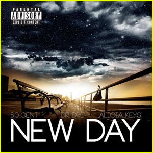 Alicia Keys & 50 Cent's 'New Day' - Listen Now!
