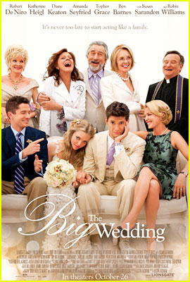 Amanda Seyfried & Katherine Heigl: 'Big Wedding' Trailer!