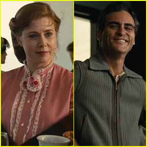 Amy Adams & Joaquin Phoenix: 'The Master' Trailer - Watch Now!