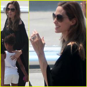 Angelina Jolie: Bye Bye, Bosnia!