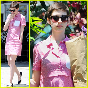Anne Hathaway Releases Statement on Aurora Shooting