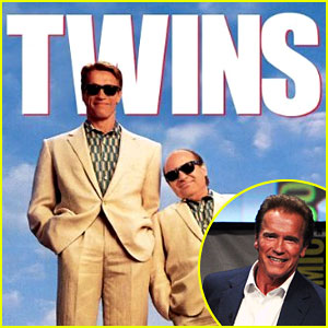Arnold Schwarzenegger Confirms 'Twins' Sequel!