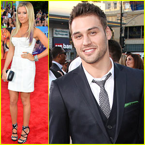 Ashley Tisdale & Ryan Guzman: 'Step Up Revolu