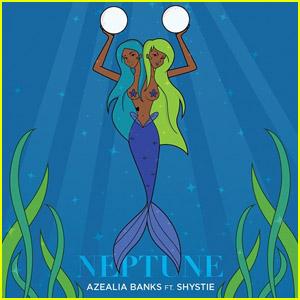 Azealia Banks' 'Neptune' feat. Shystie - Listen Now!