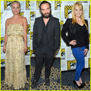 'Big Bang Theory' & 'Community' Panels at Comic-Con!